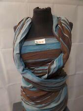 KuBeBa Woven Wrap Size 4 baby sling carrier newborn - pre-school