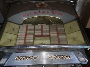 Wurlitzer 2510 Jukebox 1961