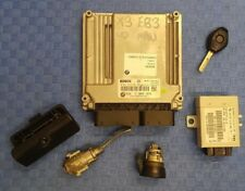 BMW X3 E83 2.0D ECU/ EWS Lockset DDE 7803 373 BOSCH 0281013501