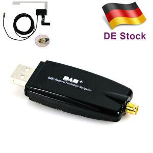 DAB+ Modul für Android Autoradio Autoradio USB Dongle DAB + Digital Radio