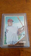 2011 Ramon Hernandez Topps Heritage Baseball (Chrome) Card # C69