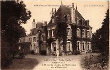 CPA  Quintin - La Salle Verte á Quintin  (630417)