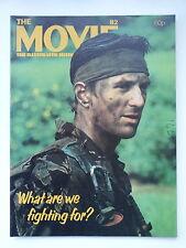 The Movie #82 magazine (1981) -  Robert De Niro, Donald Sutherland, MASH...