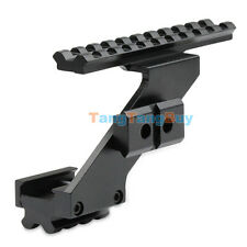 Pistol Hand Gun Scope Mount for Red Dot Laser Sight Flashlight Weaver Rail