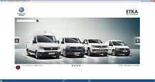 Vw Etka 8.2 (2020) Full (Vmware) - Vag Parts Catalogue Vw Audi Seat Skoda Commer