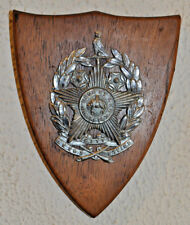 Vintage Leeds City Police wall plaque shield crest Constabulary