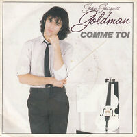 "Jean-Jacques Goldman 7"" Comme Toi - France (VG+/VG)"