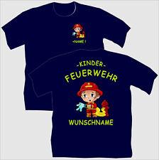 Salt and Pepper Feuerwehr T-Shirt BLAU Perfekt ausgerüstet für den Einsatz