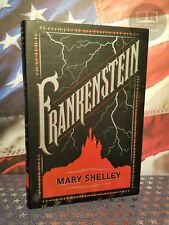NEW Frankenstein by Mary Shelley Bonded Leather Softcover Collectible Edition