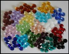 Crystal Octagon A-Grade 14mm 1 Hole x 180 MIX #A3 suncatcher FREE POST Australia