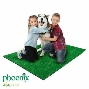 ZipGrass® Artificial Grass fake astro turf garden lawn suitable for pets & kids