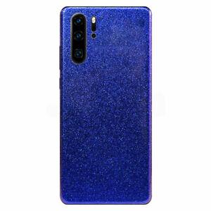 For Huawei P30 lite Diamond Glitter Bling Back Screen Protector Sticker Film lot