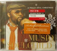 MUSIQ SOULCHILD A Philly Soul Christmas CD  Target Exclusive 7 Track EP *Sealed*