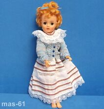 MODA BAMBOLA ALTA MODA vinile Italy doll bambola poupee FASHION VINTAGE 45 cm