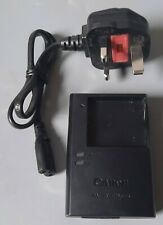 Genuine Canon CB-2LFE camera battery charger 4.2V 0.41A *** NO RES ***