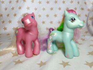 G3 My Little Pony Lot Pinkie Pie And Rainbow Dash