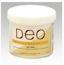 DEO BEAUTY PRODUCTS NATURAL CREME WAX 425G