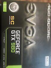 EVGA NVIDIA GTX 980 SC