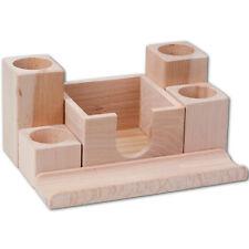 Hofmeister Schreibtischablage Stifthaltern Zettelbox und Kleinteilablage Holz