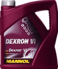DEXRON VI 4 Litre SYNTHETIC TRANSMISSION OIL Mannol German Hi Spec DEXRON 6