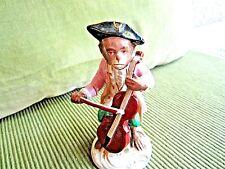 Antique Germany Porcelain Figurine 'Monkey.