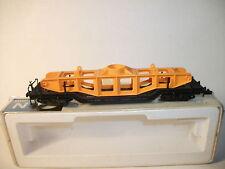 Arnold Rapido - Tiefladewagen mit Brückenteil Nr. 0492  Spur N