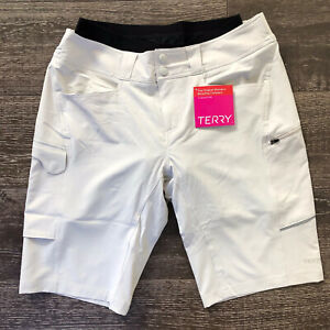 Terry Bicycles Metro Short Relaxed Life Cycling w/ Compression Short Black L