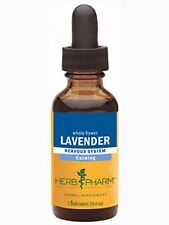 Herb Pharm Lavender Liquid Herbal Extract - 1 fl oz each - 2 Bottles