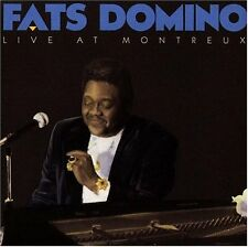Live At Montreux - Fats Domino (1996, CD NIEUW) CD-R