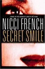 Secret Smile by Nicci French (2004, Hardcover)