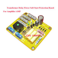 220V 1000W Transformer Delay Power Soft Start Protection Board for Amplifier AMP