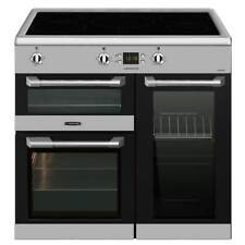 Leisure Cuisinemaster CS90D530X 90cm Induction Range Cooker in Stainless Steel