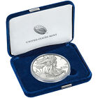 2014 American Silver Eagle Ultra Cameo 1 oz Proof Coin with Box and COA