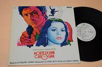 LP MORTE DI UNA CAROGNA 1°ST ORIG ITALY 1978 PROMO AUDIOFILI TOP NEAR MINT NM !!