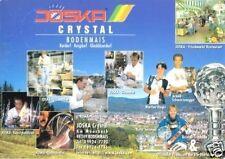 AK, Bodenmais, Werbekarte Joska Crystal, ca. 2000