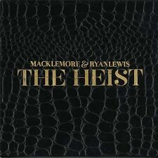 MACKLEMORE & RYAN LEWIS - THE HEIST CD ALBUM