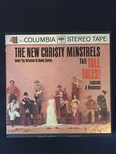 The New Chirsty Minstrels Reel To Reel Tape
