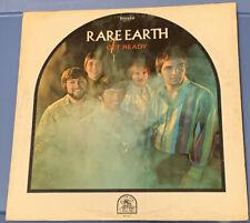 Rare Earth - Get Ready - Rare Earth Records - Vinyl LP record - original (1969)
