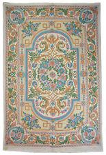 280x185 cm orient sumakh suzani Kashmir Teppich chain stitch rug kelim kilim NR2