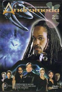 Andromeda - 2.11 - DVD - GENE RODDENBERRYS SCI FI - SERIES - 2 EPISODES