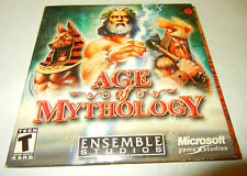 Age of Mythology - PC by Microsoft WINDOWS Strategy War Game - GUC Quick Shipper