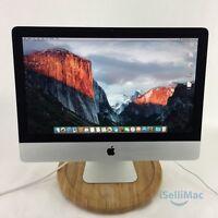 "Apple 2010 21.5"" IMac 3.06GHz Core I3 500GB 4GB MC508LL/A + B Grade + Warranty!"