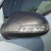 Colgan Mirror Bra: 2006-2010 Fits CHRYSLER PT CRUISER (Carbon Fiber Embossed ...