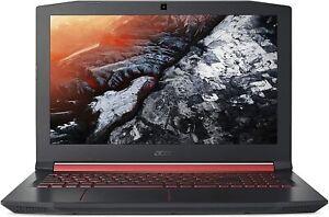 Acer Nitro 5 AN515-51 Core I5 GTX1050 16G RAM 256GB M.2 HDD 1TB SSD Win 10 Pro