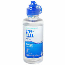 Bausch Lomb Renu Multipurpose Solution Contact Lens Clean Disinfect 120 n_o
