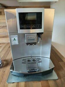 De Longhi Kaffevollautomat ESAM 5600.S Perfecta cappuccino graphik touch