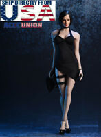 "1/6 Ada Wong Resident Evil Dress Shoes Accessories Set B For 12"" PHICEN Figure"