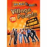 DVD Village people 2 DVD Les rois du disco Occasion