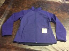112$ NWT Large Women's Ironton The North Face Purple Coat HTR CP6BBLF. No Hood.