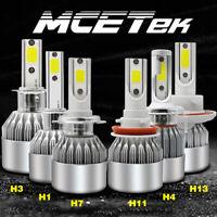 Doppelfarbe Auto LED Headlight Birnen Scheinwerfer Gelb Weiß Fern-/Abblendlicht